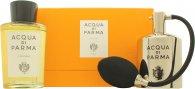 Acqua di Parma Colonia Confezione Regalo 180ml EDC + Bottiglia di Metallo