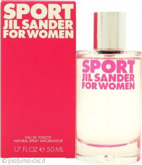 Jil Sander Sport Eau de Toilette 50ml Spray