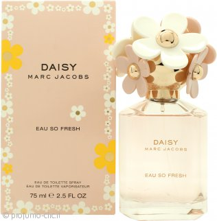 Marc Jacobs Daisy Eau So Fresh Eau de Toilette 75ml Spray
