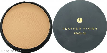 Lentheric Feather Finish Polvere Compatta Ricarica 20g - Peach 02