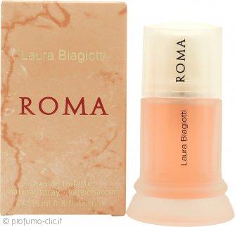 Laura Biagiotti Roma Eau De Toilette 25ml Spray