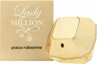 Paco Rabanne Lady Million Eau de Toilette 80ml Spray