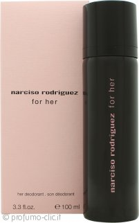 Narciso Rodriguez For Her Deodorante Spray 100ml