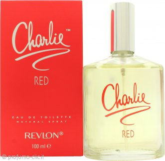 Revlon Charlie Red Eau de Toilette 100ml Spray