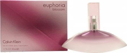 Calvin Klein Euphoria Blossom Eau De Toilette 50ml Spray