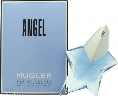 Thierry Mugler Angel Eau de Parfum 50ml Ricaricabile
