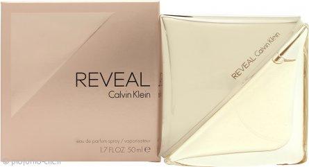 Calvin Klein Reveal Eau de Parfum 50ml Spray