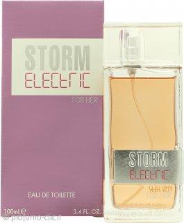 STORM Electric Eau de Toilette 100ml Spray