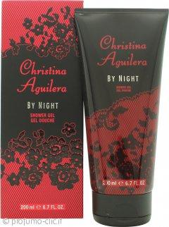 Christina Aguilera By Night Gel Doccia 200ml