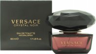 Versace Crystal Noir Eau de Toilette 50ml Spray
