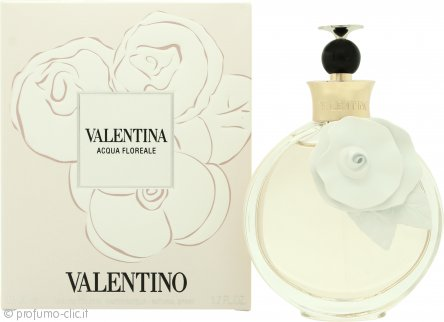 Valentino Valentina Acqua Floreale Eau de Toilette 50ml Spray