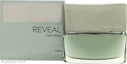 Calvin Klein Reveal Men Eau de Toilette 200ml Spray