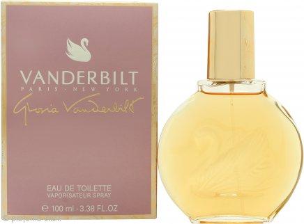 Gloria Vanderbilt Vanderbilt Eau de Toilette 100ml Spray