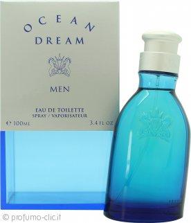 Giorgio Beverly Hills Ocean Dream Men Eau de Toilette 100ml Spray