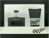 James Bond 007 Confezione Regalo 30ml EDT Spray + 50ml Gel Doccia