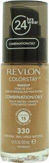 Revlon ColorStay Makeup 30ml - 330 Natural Tan Pelle Mista/Grassa