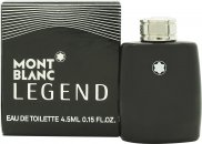 Mont Blanc Legend Eau de Toilette 4.5ml