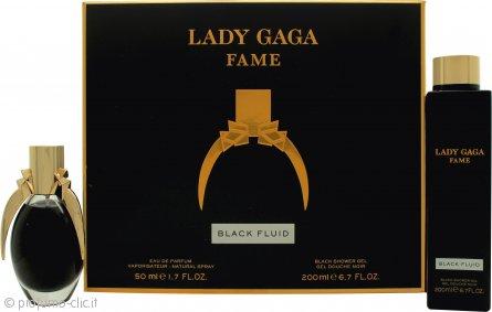 Lady Gaga Fame Confezione Regalo 50ml EDP + 200ml Gel Doccia
