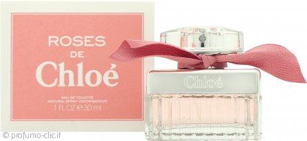 Chloé Roses De Chloe Eau de Toilette 30ml Spray