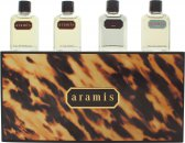 Aramis Miniature Confezione Regalo 7ml Aramis EDT + 7ml Aramis Aftershave + 7ml Black EDT + 7ml Voyager EDT