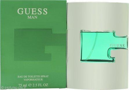 Guess Guess Man Eau de Toilette 75ml Spray