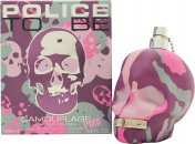 Police To Be Camouflage Pink Eau de Toilette 125ml Spray