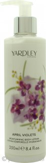 Yardley April Violets Lozione per il Corpo 250ml