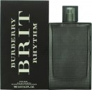 Burberry Brit Rhythm Eau de Toilette 180ml Spray