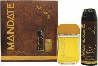 Eden Classic Mandate Confezione Regalo 100ml Dopobarba + 200ml Spray Corpo