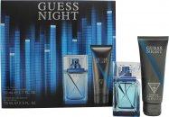 Guess Night Confezione Regalo 50ml EDT + 75ml Gel Doccia