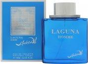 Salvador Dali Laguna Homme Eau de Toilette 100ml Spray