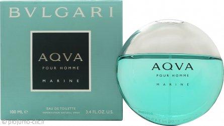 Bvlgari Aqua Marine Eau De Toilette 100ml Spray