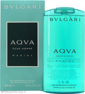 Bvlgari Aqua Marine Gel Doccia 200ml