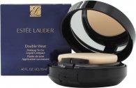 Estée Lauder Double Wear Makeup To Go Fondotinta Liquido Compatto 12ml - 4C1 Outdoor Beige