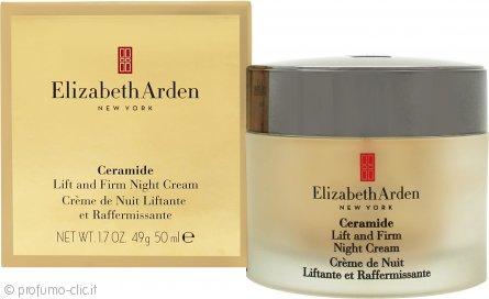 Elizabeth Arden Ceramide Lift & Firm Crema Notte 50ml