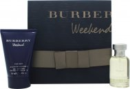 Burberry Weekend Confezione Regalo 50ml EDT + 100ml All Over Shampoo