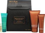 Decleor Box Of Secrets Grooming Party Men Skincare Confezione Regalo - 4 Pezzi