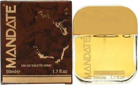 Eden Classic Mandate Eau de Toilette 50ml Spray