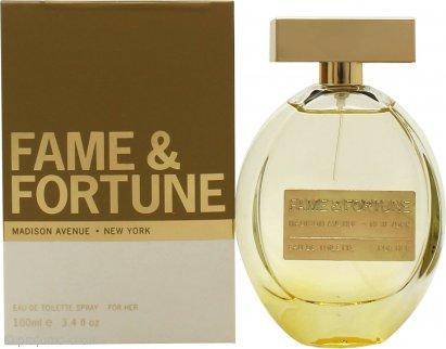Fame & Fortune for Women Eau de Toilette 100ml Spray