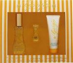Giorgio Beverly Hills Giorgio Yellow Confezione Regalo 50ml EDT + 3.5ml EDT + 50ml Lozione per il Corpo