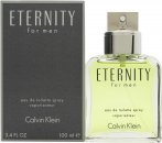 Calvin Klein Eternity Eau de Toilette 100ml Spray