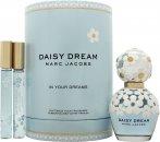 Marc Jacobs Daisy Dream Confezione Regalo 50ml EDT Daisy Dream + 10ml EDT Sweet Dream + 10ml EDT Daydream