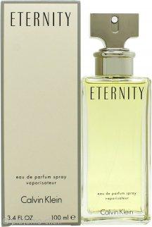 Calvin Klein Eternity Eau de Parfum 100ml Spray