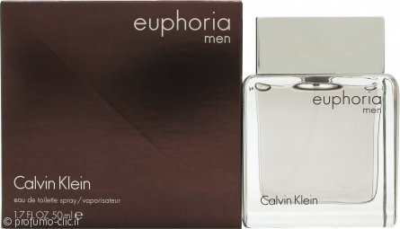 Calvin Klein Euphoria Eau de Toilette 50ml Spray