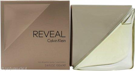Calvin Klein Reveal Eau de Parfum 100ml Spray