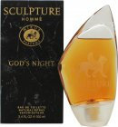 Nikos Sculpture Homme God's Night
