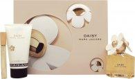 Marc Jacobs Daisy Confezione Regalo 100ml EDT + 150ml Lozione Corpo + 10ml Rollerball