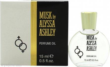 Alyssa Ashley Musk Perfume Oil 15ml
