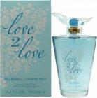 Love2Love Bluebell + White Tea